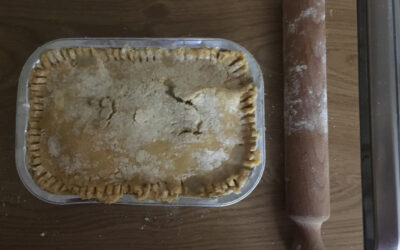 The pie: the ultimate in comfort food